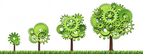 green economy. futuro quotidiano