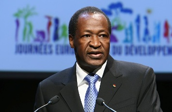 Presidente Compaorè
