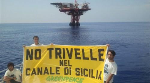 ambiente trivellazioni in sicilia