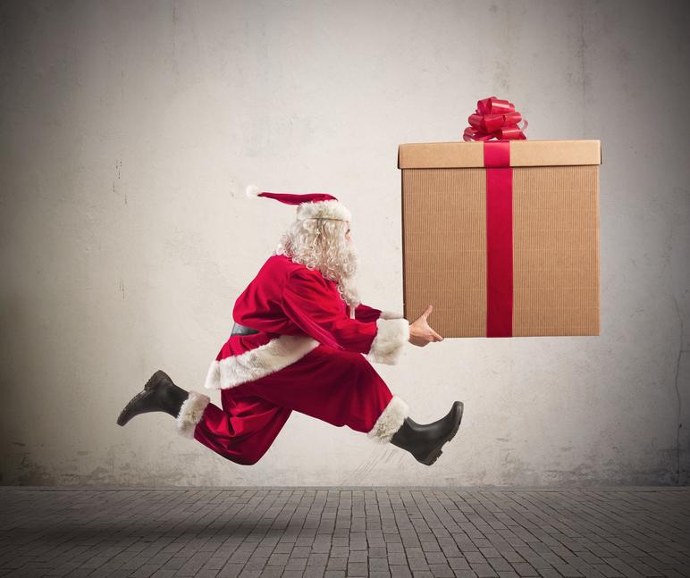 Regali Di Natale Tumblr.Ecco Come Seguire In Streaming La Consegna Dei Regali Di Babbo Natale
