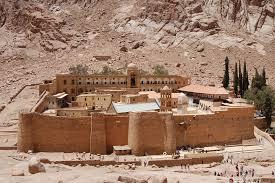 monastero S. Caterina, Sinai