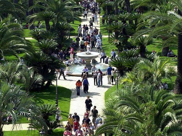 Giardini del quirinale pi aperti dal 23 giugno - I giardini del quirinale ...
