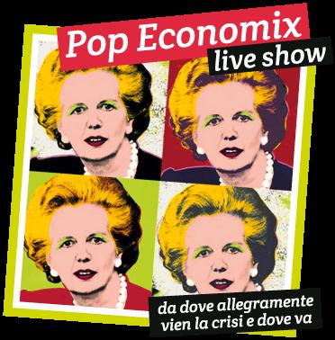 pop economix live show