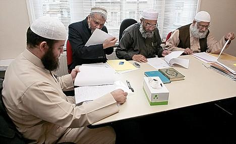 tribunali arbitrali islamici