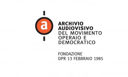 Logo AAMOD con scritta