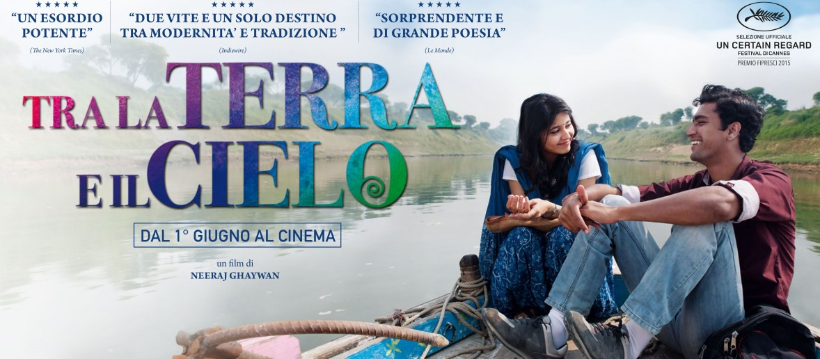 TRA LA TERRA E IL CIELO. IL CINEMA INDIANO NON E' SOLO BOLLYWOOD