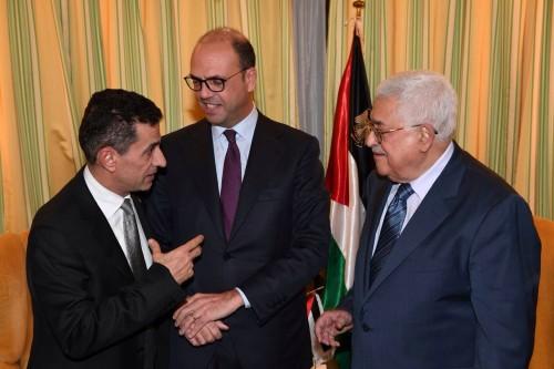 Altoubat, Alfano e  Abbas