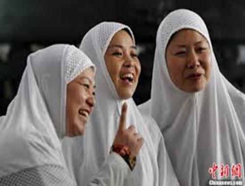 musulmane cinesi