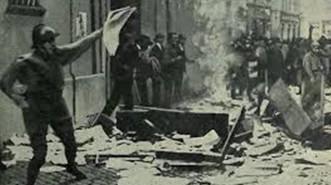 logge massoniche distrutte dai fascisti
