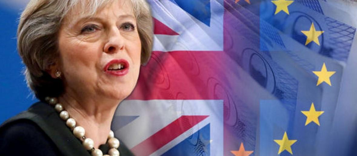 Brexit.  Un altro colpo di scena, Theresa resuscita…