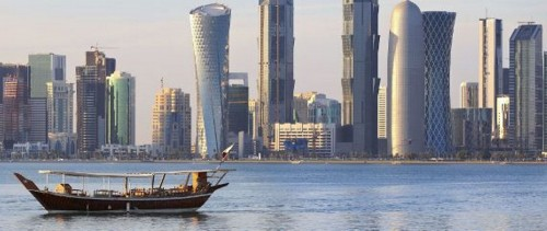 doha-corniche-skyline-across-the-water