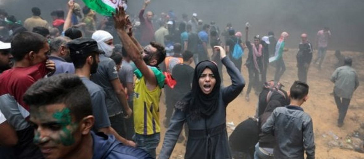 GAZA. UNA LUNGA INARRESTABILE SCIA DI SANGUE