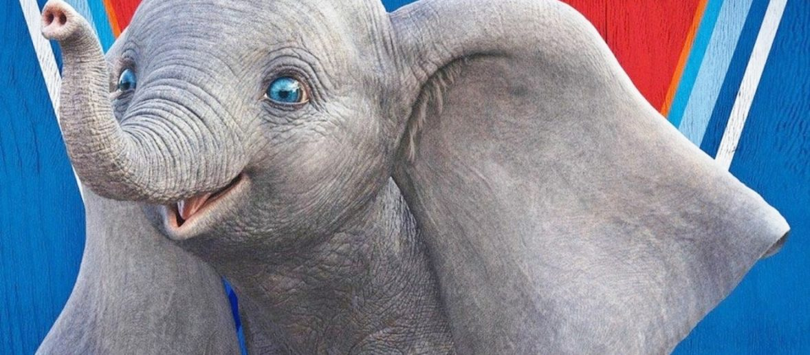 Il Dumbo pigro di Tim Burton
