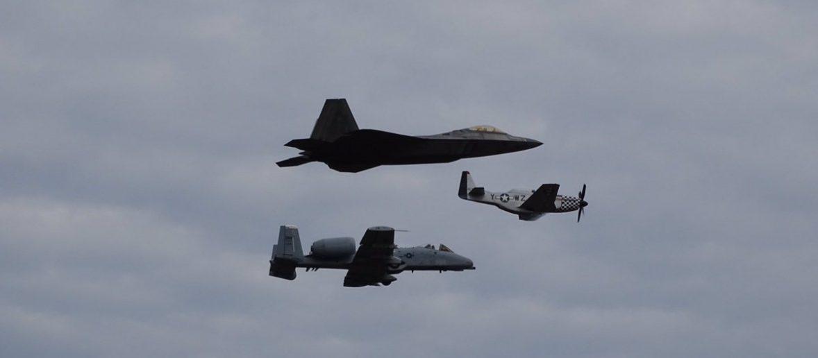 Iran- Usa. Washington schiera i suoi caccia F22 in Qatar
