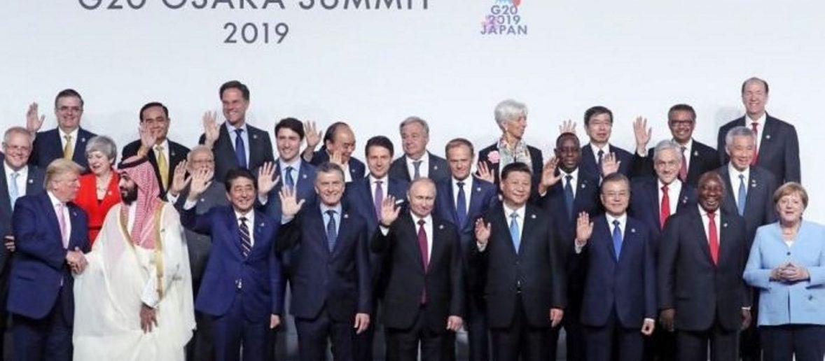 G20. Guerra commerciale Usa-Cina e cambiamenti climatici i due punti chiave