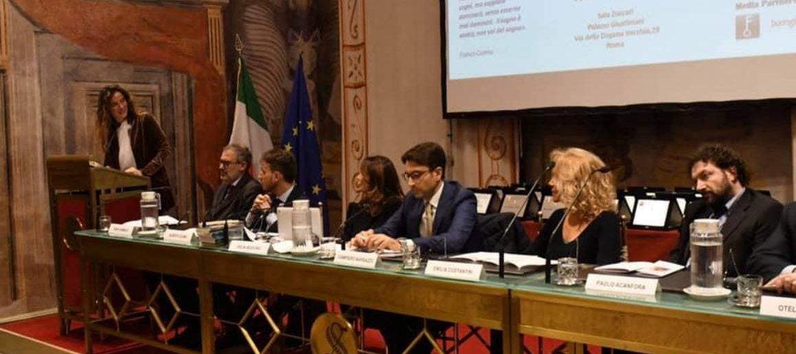 Il 4 dicembre  a Palazzo Giustiniani il Franco Cuomo International Award, nel segno del sapere