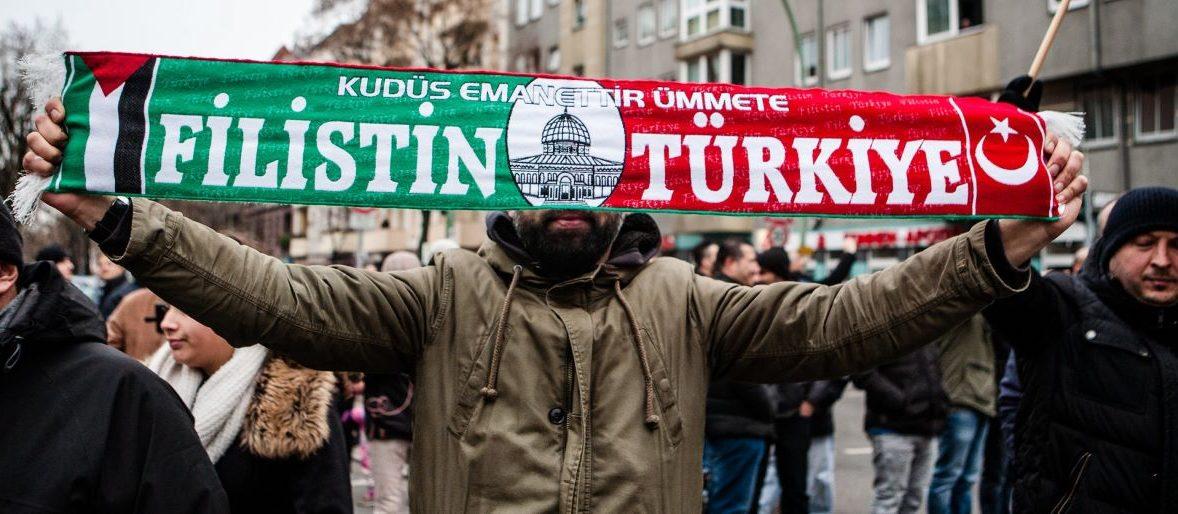 Alla Turchia spetta la causa palestinese?