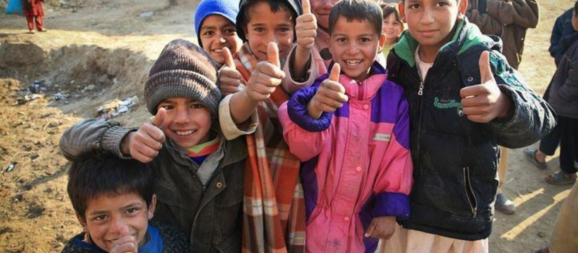 International Autumn School 2021, un progetto per proteggere i bambini dalle guerre